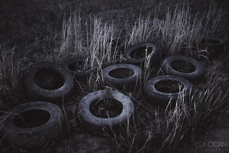 tires wheat field x100s