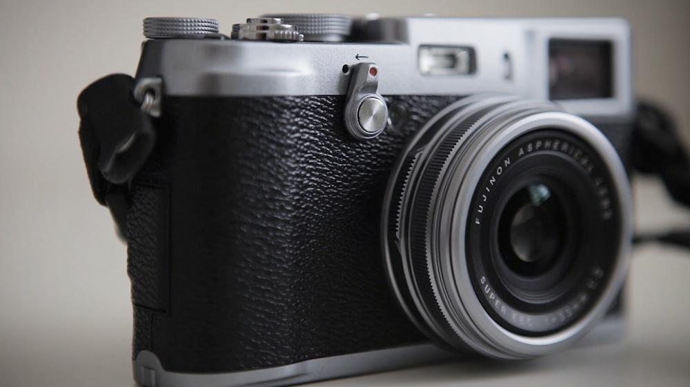 Fuji X100S camera review